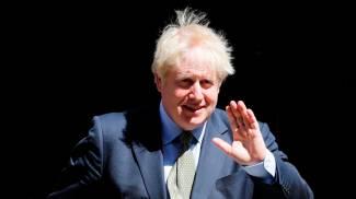 "Boris Johnson: ""Seconda ondata in Europa"" (Ansa)"