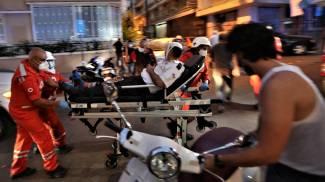 Operazioni di soccorso a Beirut (Ansa)