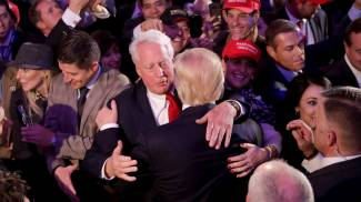 I fratelli Trump (fotoest)