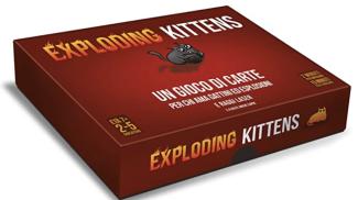 Exploding Kitten su Amazon.it