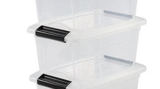 Iris Ohyama New Top Box NTB-5 lotto di 3 scatole di immagazzinaggio su amazon.it