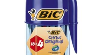 BIC Cristal Original Penne A Sfera Punta Media su amazon.it
