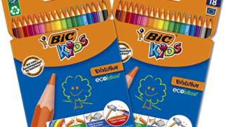 BIC Kids Evolution ECOlutions Matite per Colorare su amazon.it