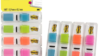 Post-it Miniset Segnapagina su amazon.it