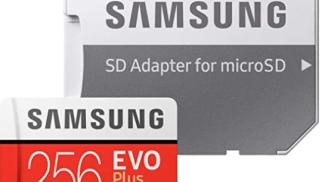 Samsung MB-MC256GA EVO Plus su amazon.it