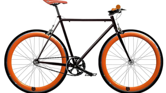 Bicicletta Fix 2 Arancione su amazon.it