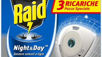 Raid Night su amazon.it