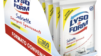 Lysoform Salviette su amazon.it