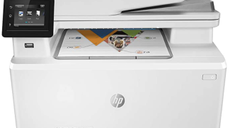 HP Color LaserJet Pro M283fdw su amazon.com