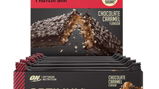 Optimum Nutrition Protein Bar 10 Barrette su amazon.com
