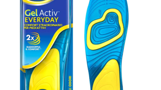 Scholl Gel Activ Everyday su amazon.com
