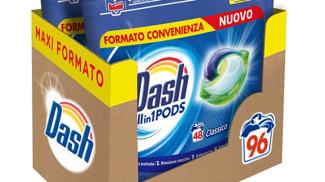Dash Pods Allin1 Detersivo Lavatrice su amazon.com