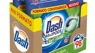 Dash Pods Allin1 Detersivo su amazon.com