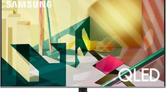 Samsung Serie Q74T su amazon.com