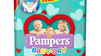 Pampers Baby Dry su amazon.com