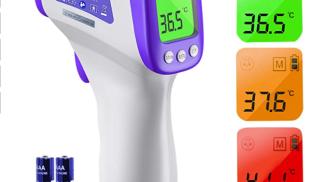 Boriwat termometro su amazon.com