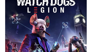 Watch Dogs Legion su amazon.com