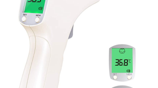 HYLOGY Termometro su amazon.com