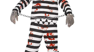 SMIFFYS Costume Zombie su amazon.com