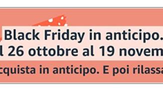 Black Friday su amazon.com