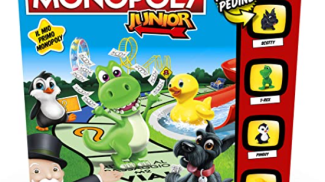 Monopoly - Junior su amazon.com
