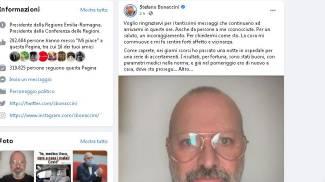 Il post di Stefano Bonaccini