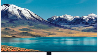 Samsung TV UE50TU8500UXZT su amazon.com
