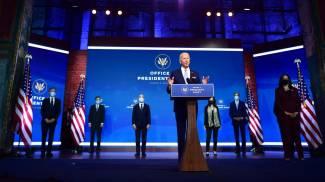 Usa 2020, Joe Biden presenta il futuro governo (Ansa)
