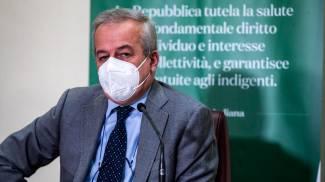 Franco Locatelli, presidente del Consiglio superiore di sanità (Ansa)