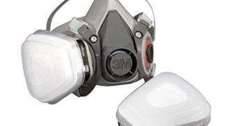 3M 6100S Respiratore su amazon.com