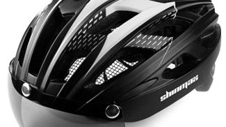 Shinmax Casco Bici su amazon.com