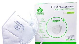 Protettive FFP2 su amazon.com