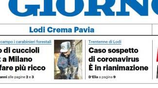 """Lo """"strappo"""" del nostro giornale il 21 febbraio"""