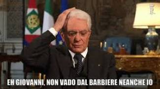 4 Il barbiere di Mattarella