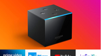 Fire TV Cube su amazon.com