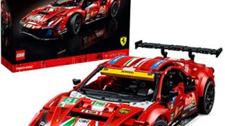LEGO Technic Ferrari su amazon.com