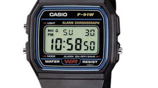 Casio Orologio Digitale al Quarzo su amazon.com
