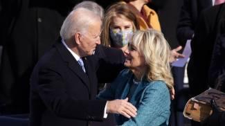 Joe Biden e la moglie Jill