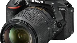 Nikon D5600 su amazon.com
