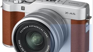 Fujifilm X-A5 su amazon.com