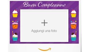 Buono Regalo Amazon.it da stampare su amazon.com