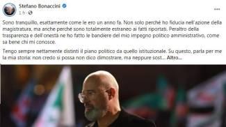 Il post di Bonaccini sull'esposto di Jolanda di Savoia