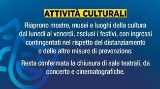 Zona gialla attività culturali