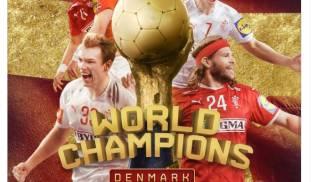 Danimarca campione del mondo di pallamano