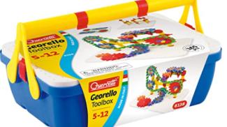 Quercetti - 6138 Georello Toolbox su amazon.com