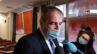 Pier Luigi Vale, infettivologo del Policlinico Sant'Orsola