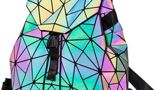 Geometrica Zaino su amazon.com