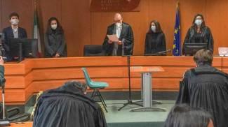 Il processo a Torino (Ansa)