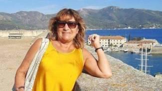 Una foto di Clara Ceccarelli, la vittima (Ansa)
