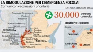 Il post del presidente della Lombardia Attilio Fontana